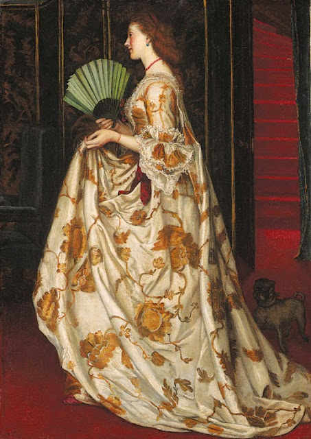 Valentine Cameron Prinsep - My Lady Betty