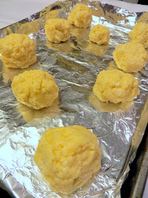 Recipe: Roux Method for Pão de Queijo
