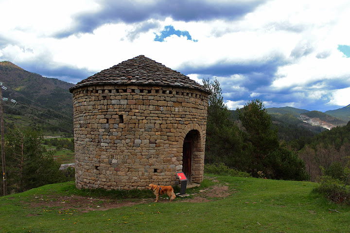 ermita circular de sant miquel