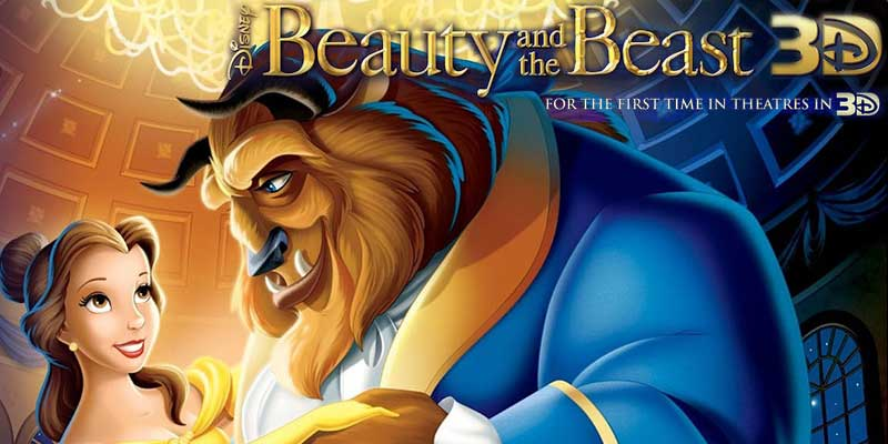 Watch Beauty and the Beast 3D Trailer