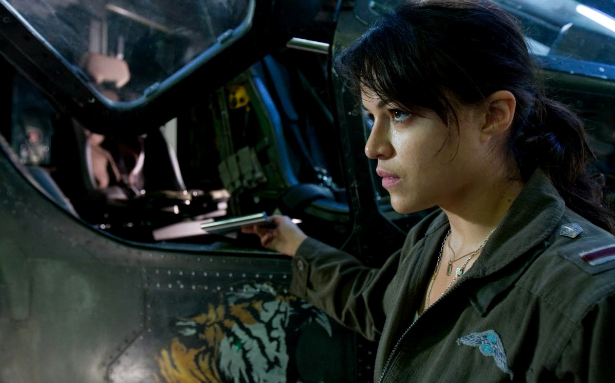 Michelle Rodriguez widescreen wallpapers 4