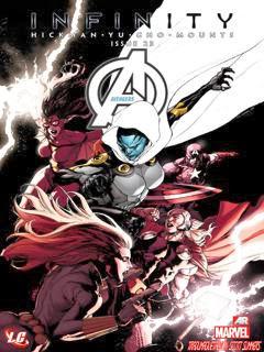 Avengers #23 español