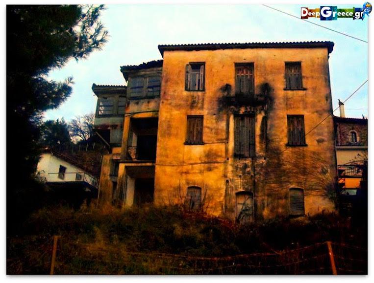 old house andritsaina deepgreece