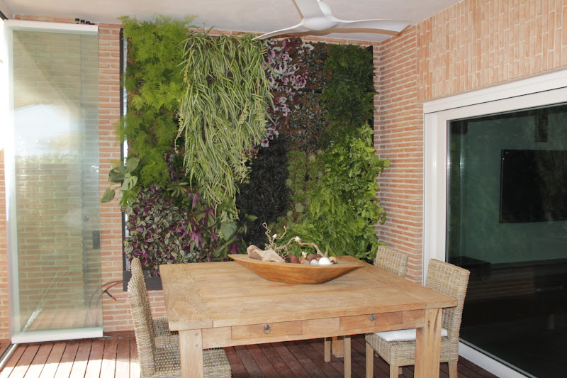 jardín vertical leaf.box alicante jardinería green wall jardineria en la pared