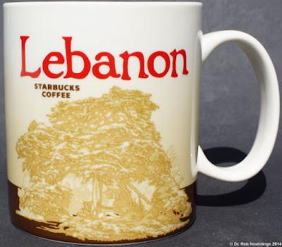 Lebanon / لبنان / Liban www.bucksmugs.nl