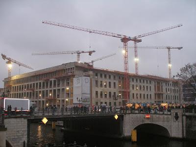 Stadtschloss Neubau