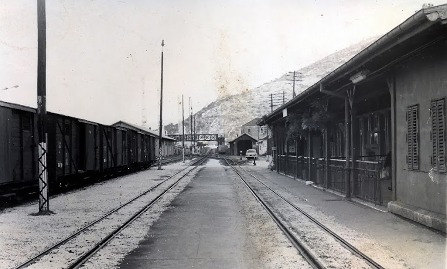 Uskotračna pruga Dubrovnik-Čapljina te ostale u BiH Scan0112