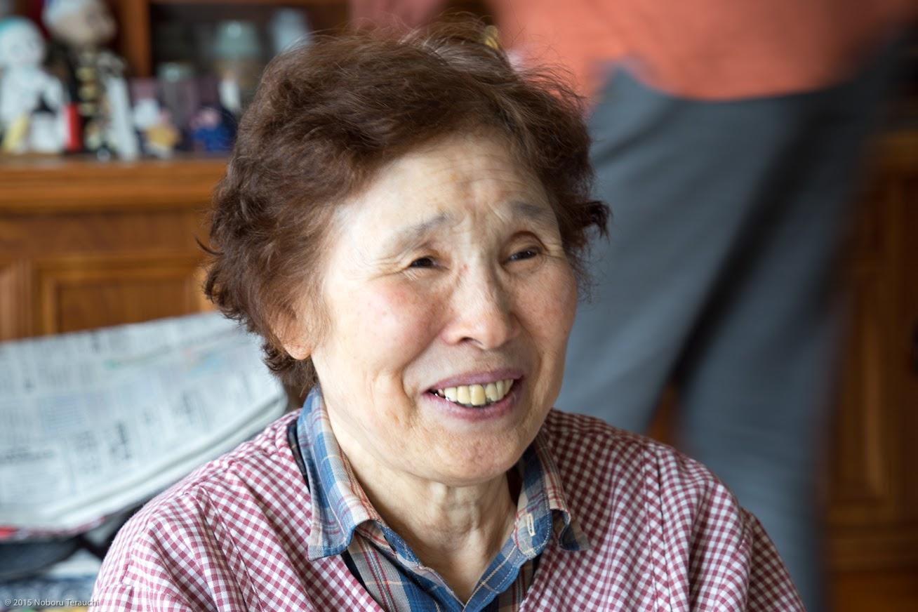 岡本喜美子さん