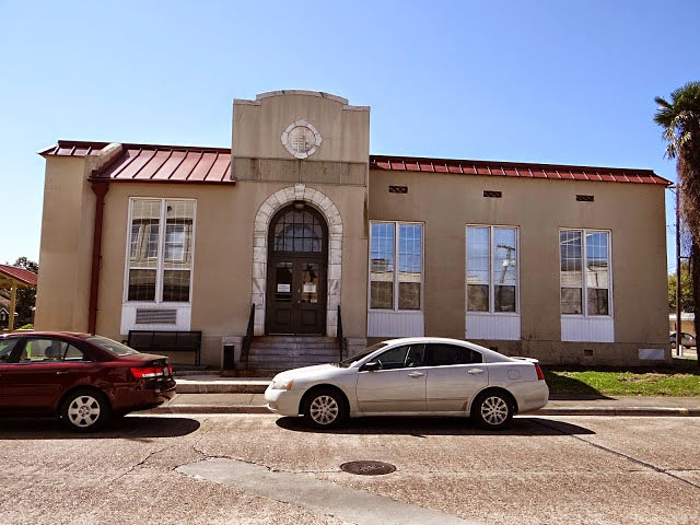 Thibodaux, LA: old post office