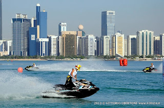 AQUABIKE GRAND PRIX OF ABU DHABI 2013