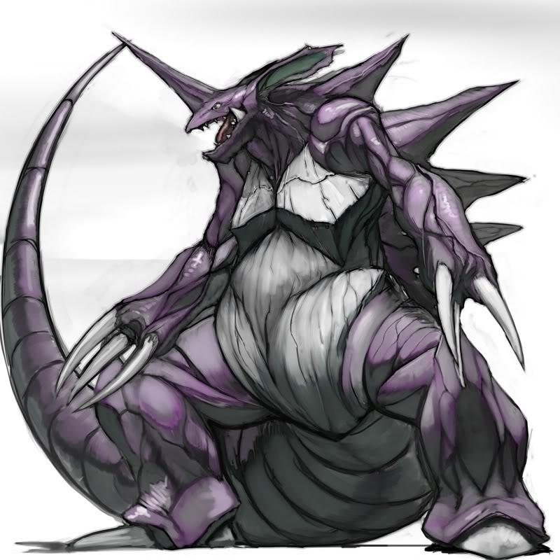 how to kill purple golem pe2