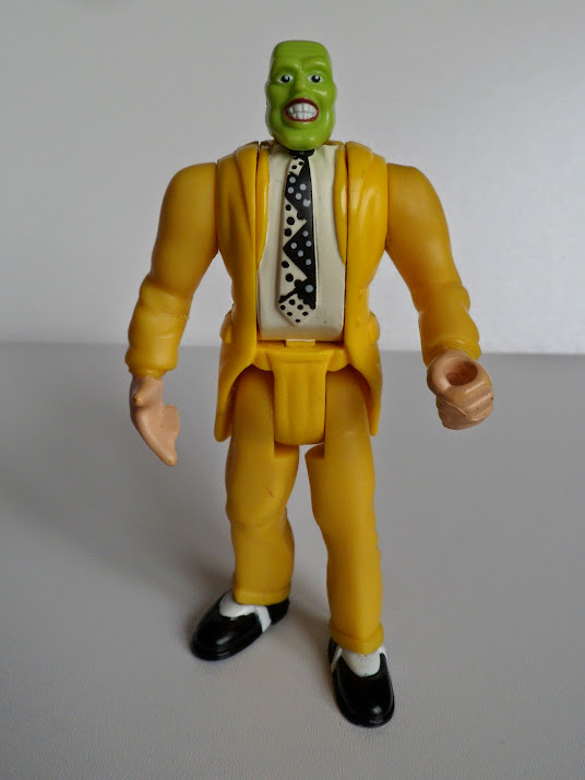 Movie Tie In Toys The Mask 1994 Kenner