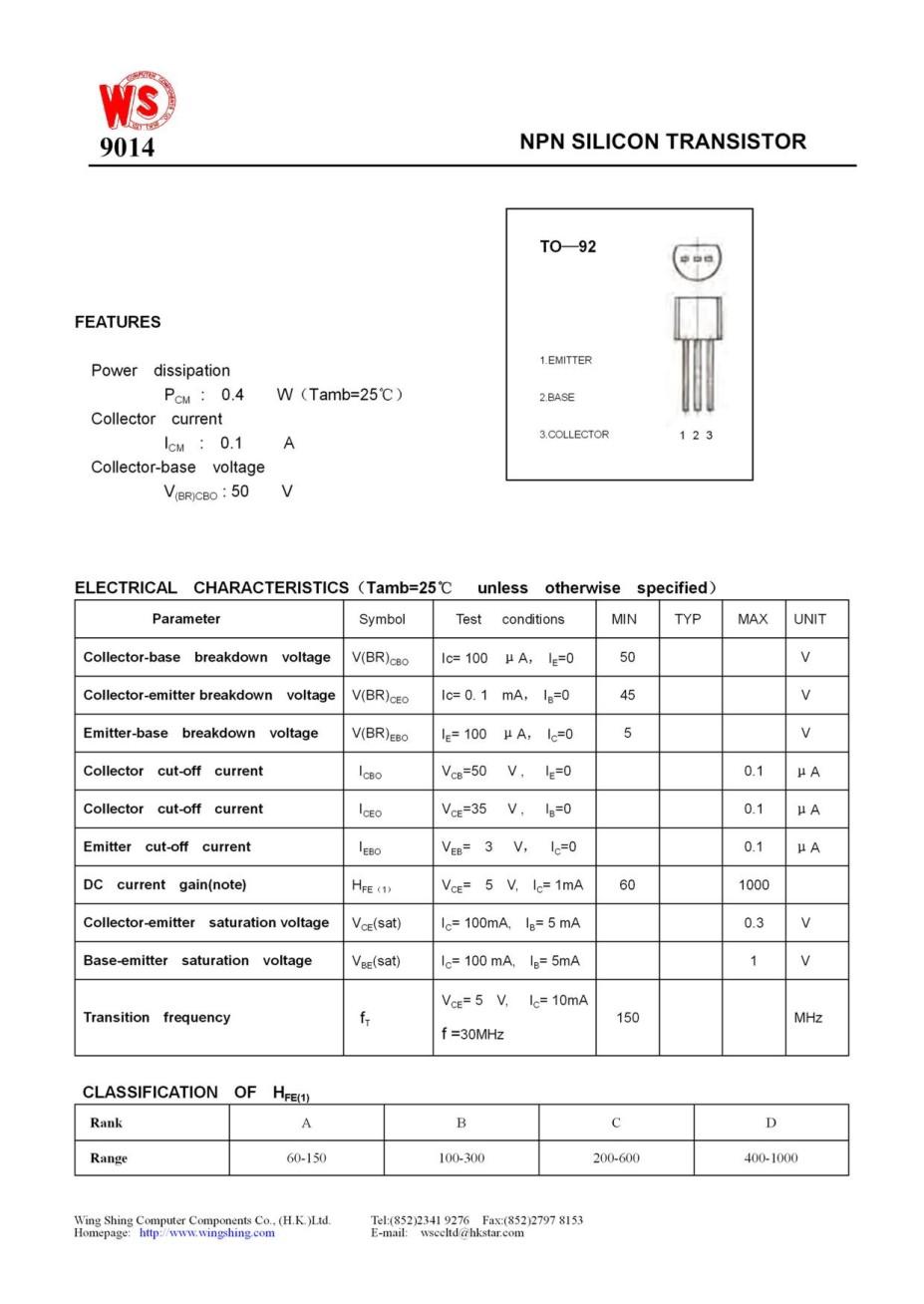 novo-1 Datasheet Of Transistor on 2n3906 pnp, 2n2219a, current emittor 2n2222, npn 2222a, s8050 d331, 2n444a germanium,