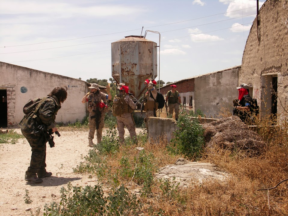 """Fotos de """"THE FINAL WAR"""". La Granja. 23-06-13 PICT0118"""