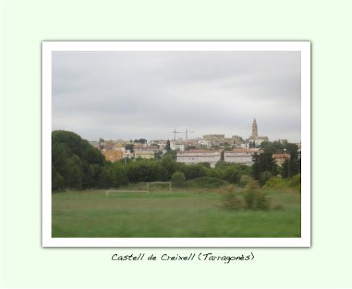 Fotografia del Castell de Creixell