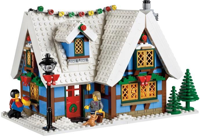 10229 レゴ クリエイター ウィンタービレッジ コテージ