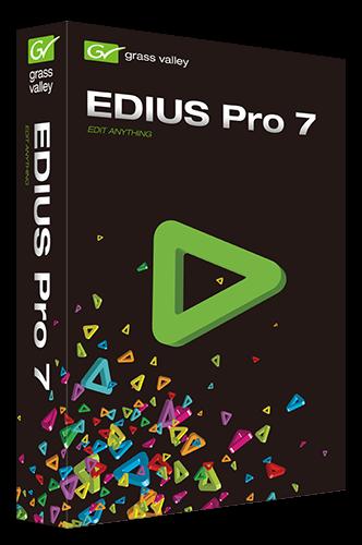 EDIUS Pro full indir