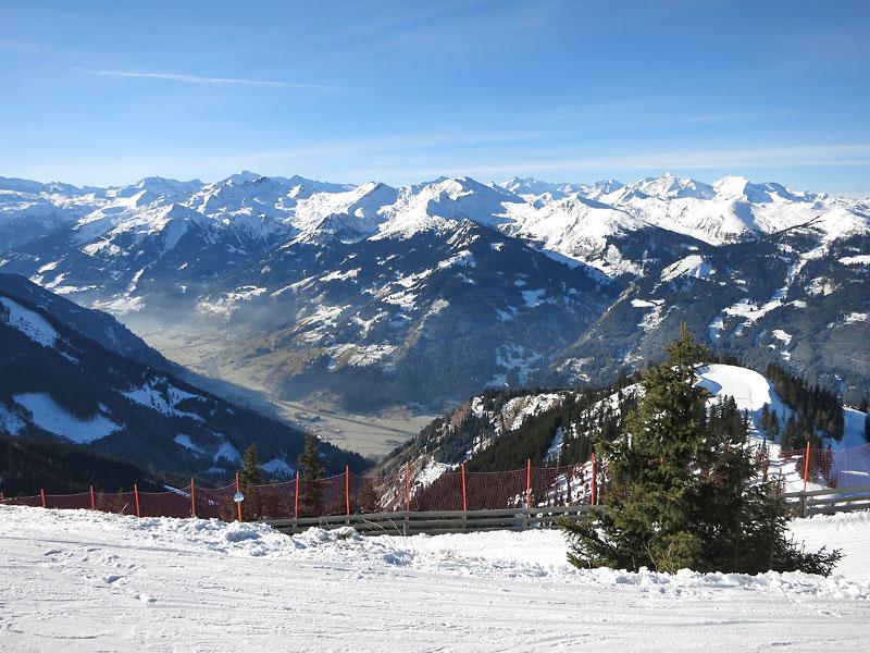 В Австрию на авто. Горные лыжи в долине Гаштайн.