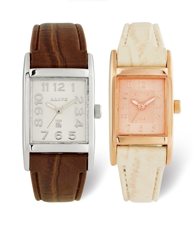Đồng hồ đôi thời trang Sophie Abilano - CPU8