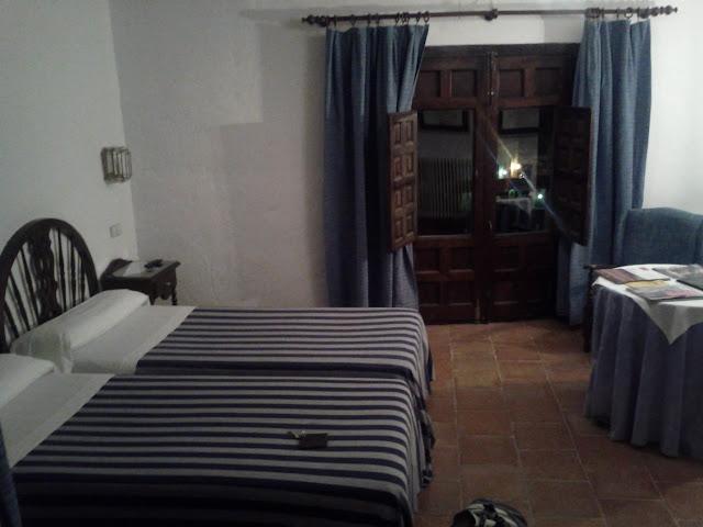 Habitación Posada San José Cuenca