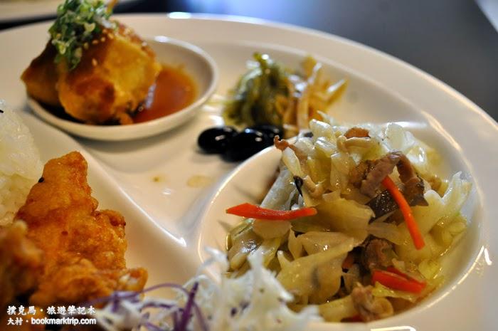 台所和風料理定食