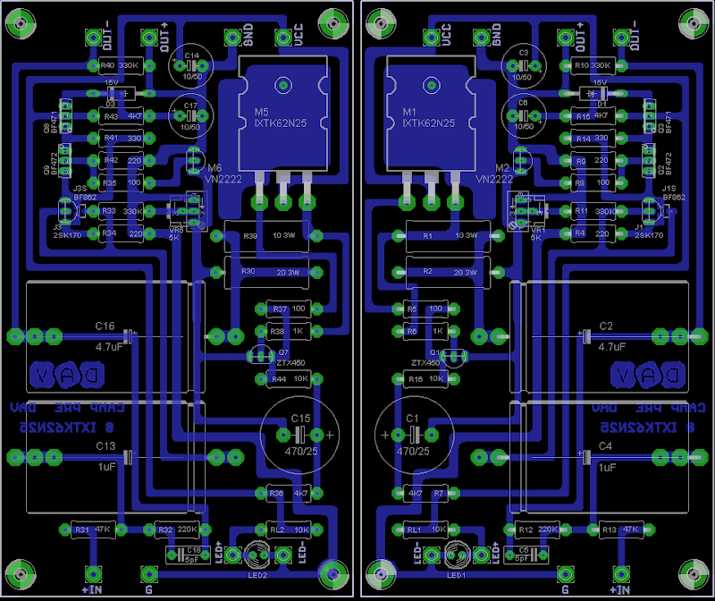 Find out sweet spot >> Are you ready ??? ? - Project I Preamp