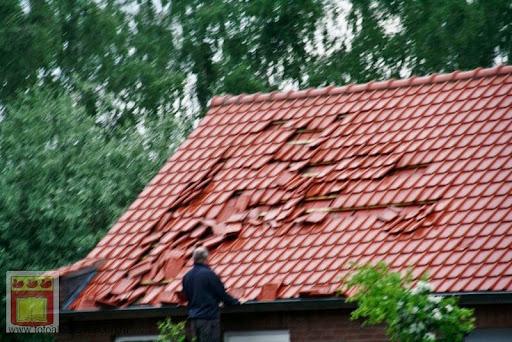 Noodweer zorgt voor ravage in Overloon 10-05-2012 (15).JPG