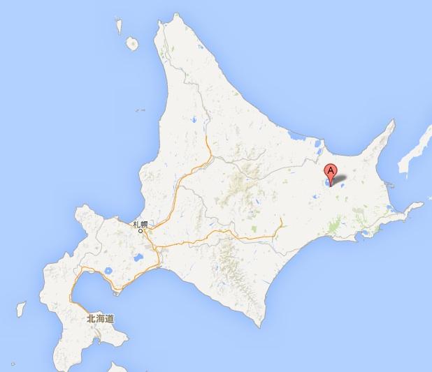 リバー&フィールド・地図