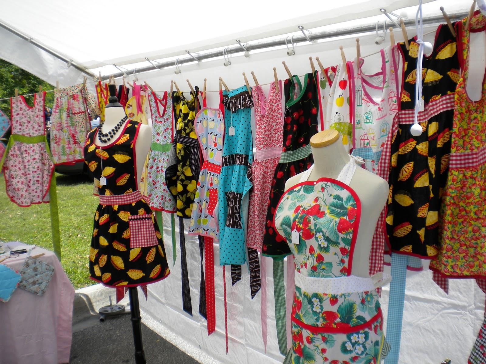 Retro revival for Craft shows in ohio
