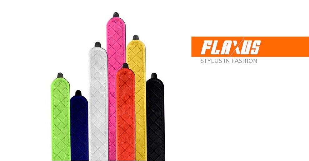 *FLAXUS矽膠手環觸控筆:還增添了童玩趣味! 4