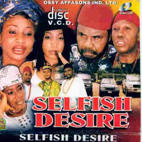 Selfish Desire 1