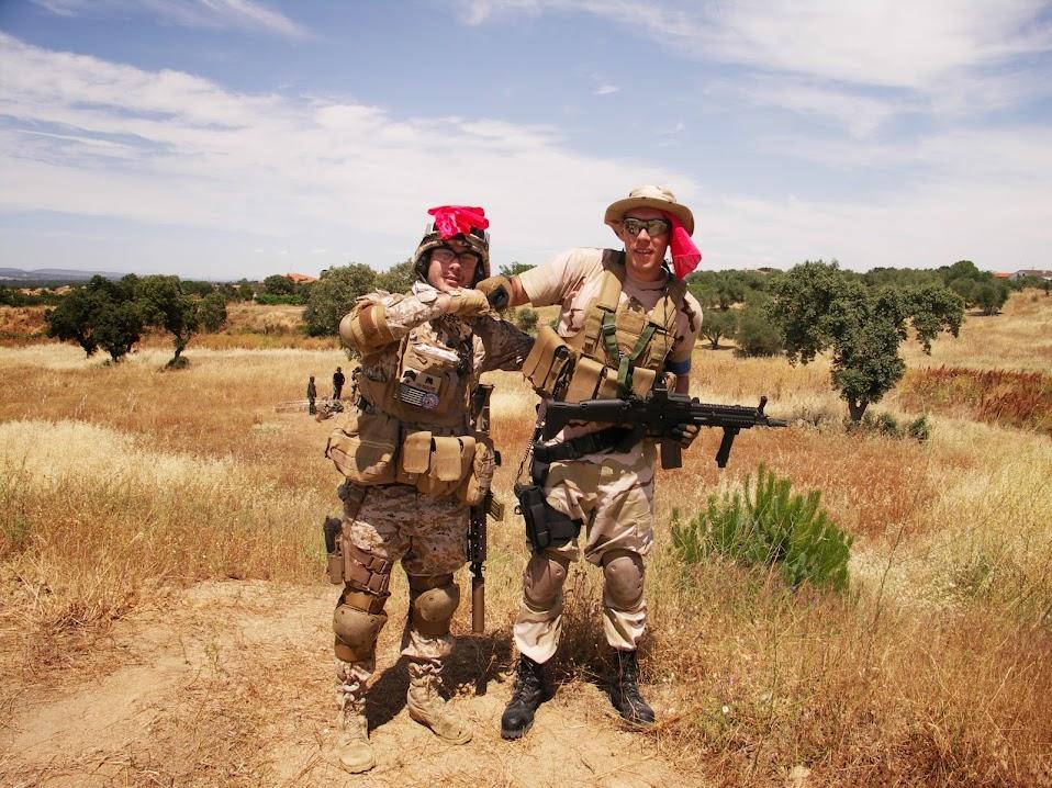 """Fotos de """"THE FINAL WAR"""". La Granja. 23-06-13 PICT0128"""