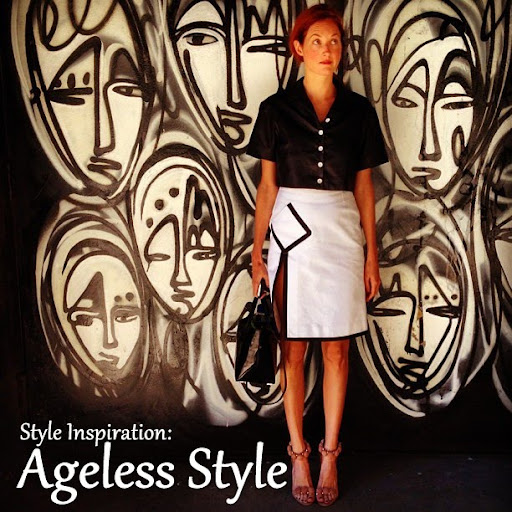 Style Inspiration: Ageless Style – The Simply Luxurious Life®