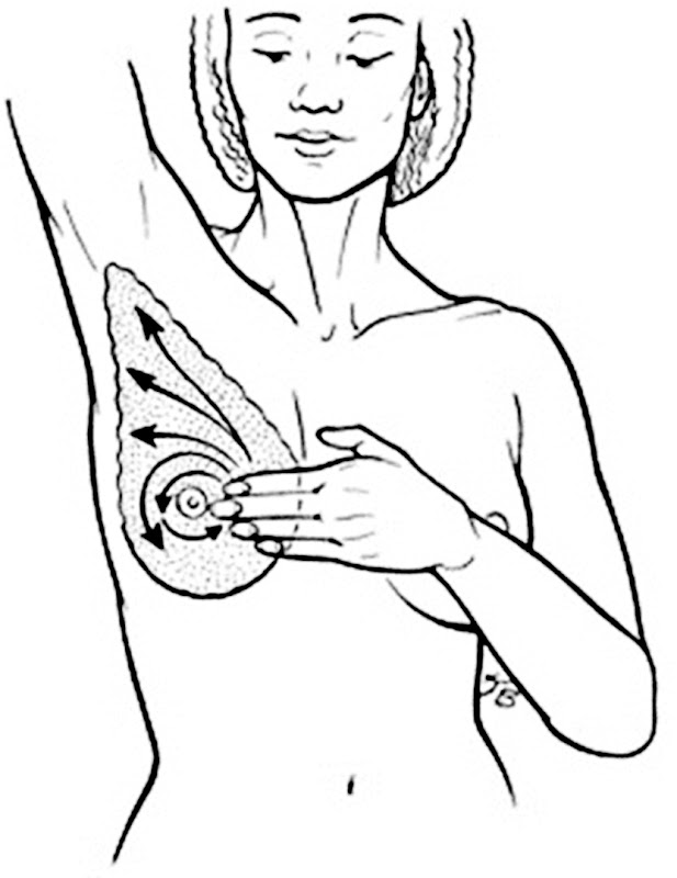 Breast cancer coloring pages