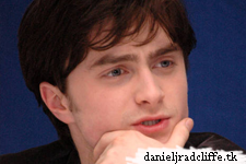 Harry Potter and the Deathly Hallows part 1 press conference in London