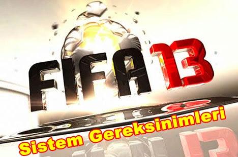 Fifa 2013 PC Sistem Gereksinimleri