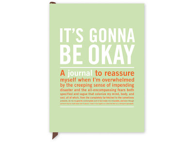 Journal for the anxious worrywart