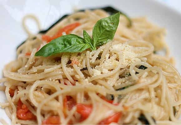 Spaghetti Al Fresco
