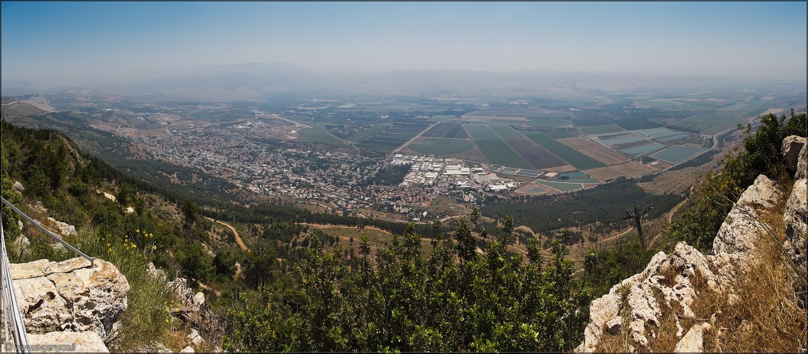 Manara Israel  city photo : LookAtIsrael.com: Панорамы с Цук Манары foto israel ...