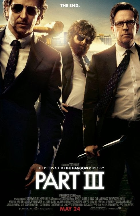 Poster Of English Movie The Hangover Part III (2013) Free Download Full New Hollywood Movie Watch Online At Alldownloads4u.Com