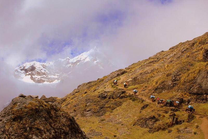 Lare Trek to Machu Picchu