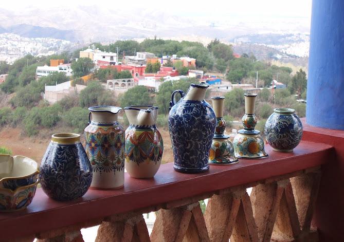 Capelo Mexican ceramics