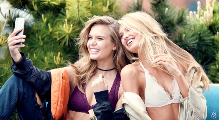 Victoria's Secret Bralette Collection New: 15 TV Commercial Is Hot-ish