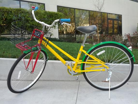 Google renueva las bicicletas de su Campus con las Gbikes
