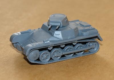 standard Panzer I A