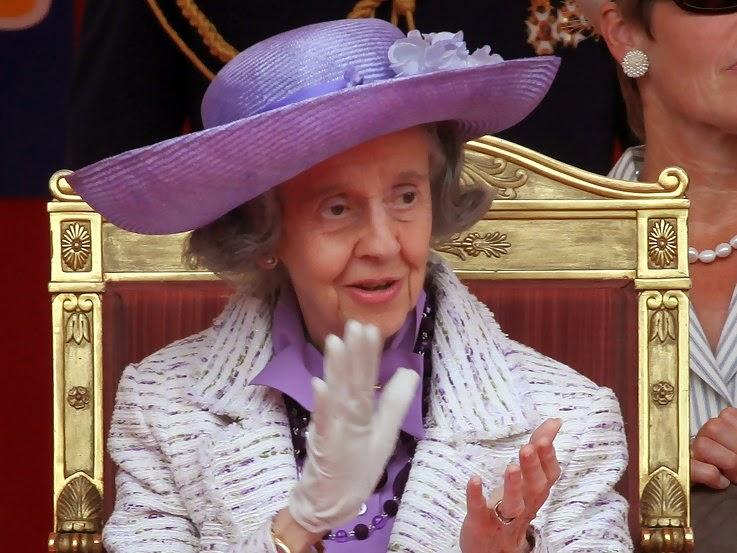 Regele Mihai I și Regina Ana transmit condoleanţe după dispariţia Reginei Fabiola
