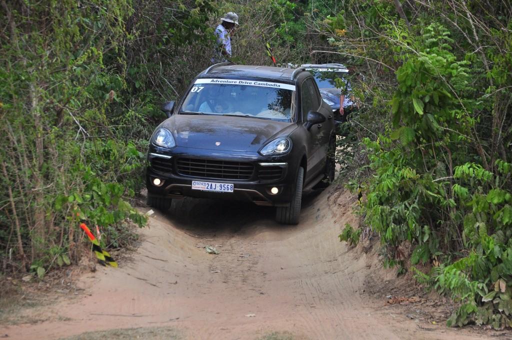 Porsche Macan và Cayenne