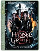Chiến Binh Phù Thủy - Hansel And Gretel Warriors Of Witchcraft