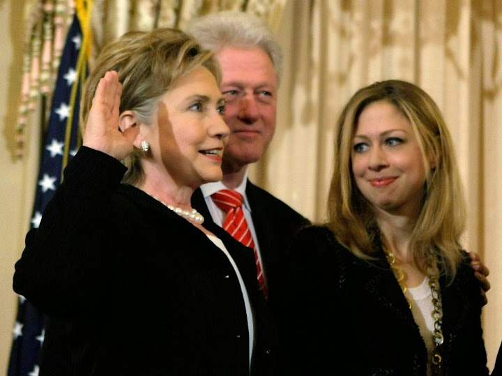 A conflict of interest in Bill Clinton's speeches