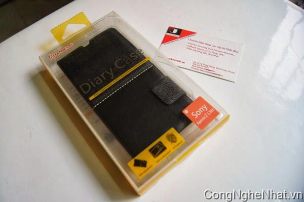Bao da cho Sony Xperia Z (SO-02E) cá tính